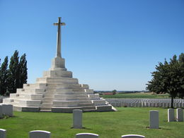 Photo of Brussels World War I Battlefields Tour of Flanders from Brussels Tyne Cot Cemetary