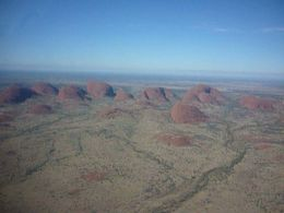 Photo of Ayers Rock Uluru and Kata Tjuta Tour by Helicopter from Ayers Rock Uluru and Kata Tjuta Tour by Helicopter from Ayers Rock
