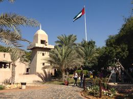 Photo of Dubai Private Tour: Abu Dhabi Sightseeing with Transport from Dubai Abu Dhabi Heritage Village