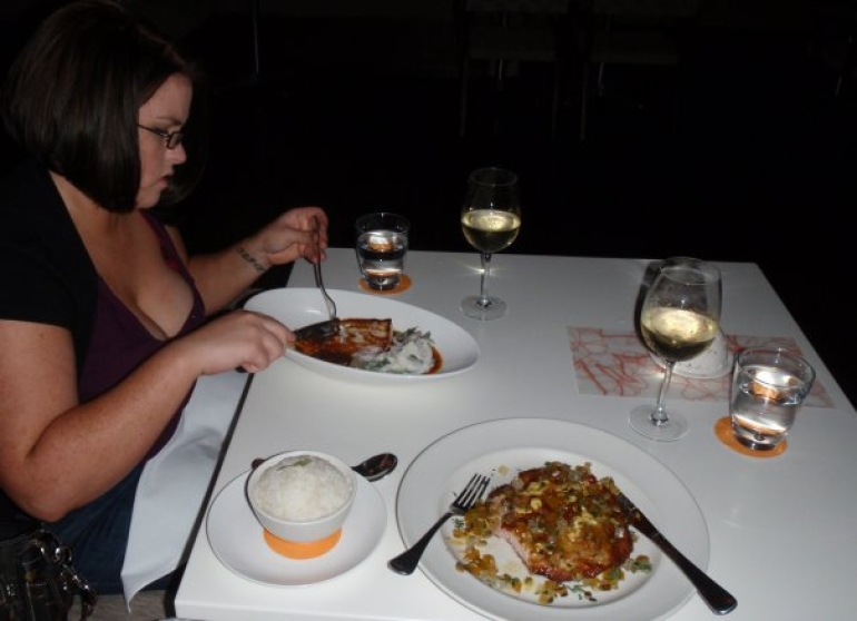 Another restaurant another great meal! - Palm Cove
