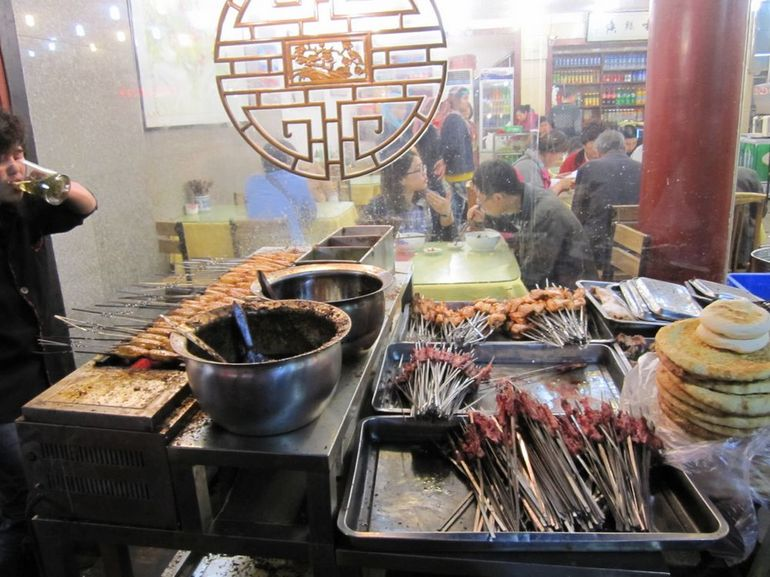 Barbecue - Xian