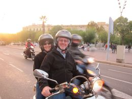 Barcelona Scooter Tour - March 2012