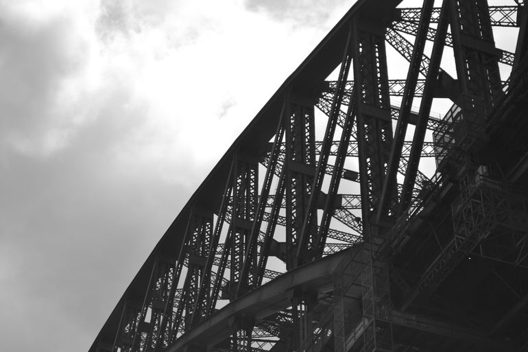 Beneath the Bridge - Sydney