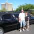 Photo of Las Vegas Grand Canyon All American Helicopter Tour CHristine and Ian arriving in style