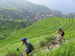 Photo of Guilin 7-Day Yangshuo Bike Adventure Including Longji Rice Terraces Hike and Li River Cruise Yangshuo Bike Adventure