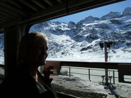 Photo of Milan Swiss Alps Bernina Express Rail Tour from Milan P1030121