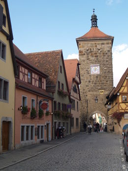 Photo of Munich Romantic Road, Rothenburg and Harburg Day Tour from Munich Rothenburg ab der Tauber