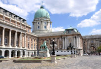 Photo of Budapest Buda Royal Palace (Kiralyi Palota)