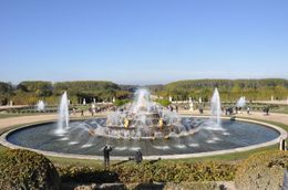 Photo of Paris Versailles Small Group Day Trip from Paris THE MAIN FOUNTAIN AT VERSAILLES