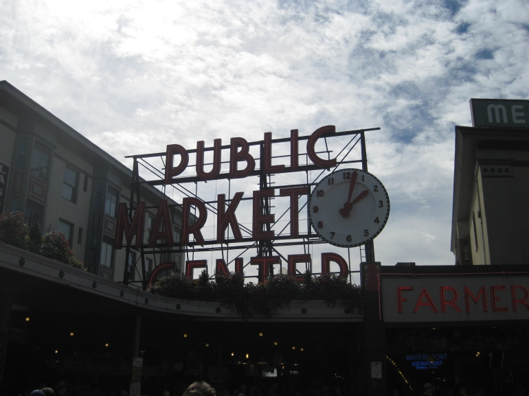 THE sign - Seattle