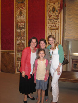 In the Vatican, Barrie S - June 2012