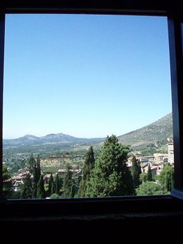 A room with a view - August 2010