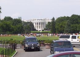 Photo of Washington DC Washington DC Hop-on Hop-off Trolley Tour White House