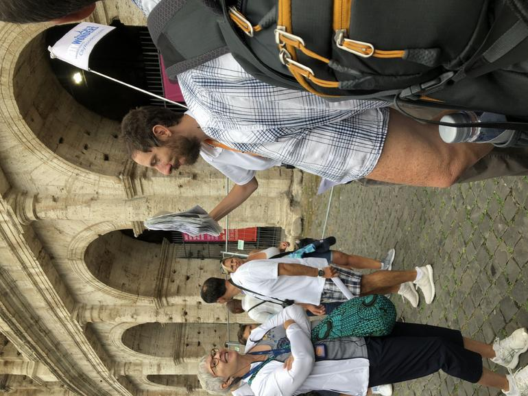 Rome Super Saver: Colosseum and Ancient Rome with Best of Rome Afternoon Walking Tour photo 3