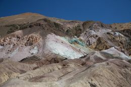 Inspiring colours on artist's drive in Death Valley., Christine O - April 2008