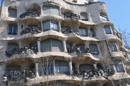 Photo of Barcelona Barcelona Hop-on Hop Off Tour: North to South Route Casa Mila (La Pedrera)