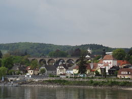 One of the cute and cozy little villages along the Danube , gerald d - May 2014