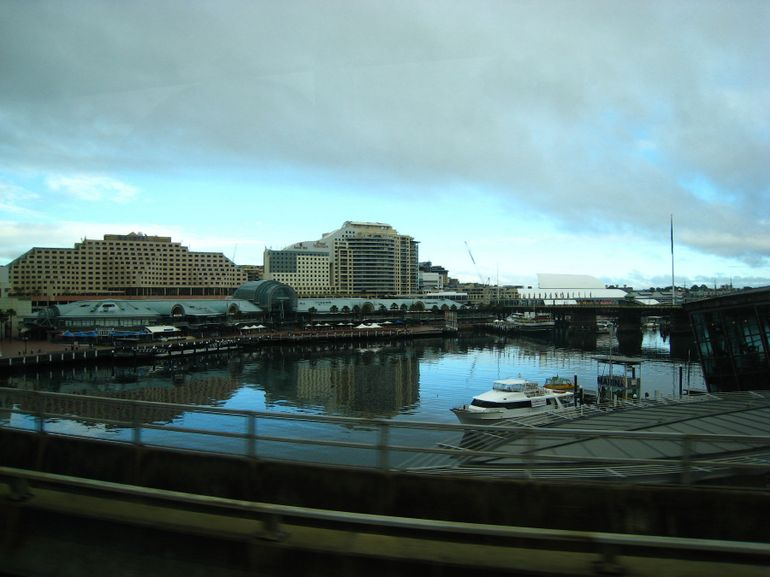 Darling Harbour - Sydney