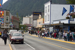 Photo of Juneau Viator Exclusive: Mendenhall Glacier, Whale-Watching Cruise and Juneau City Tour downtown-juneau.jpg
