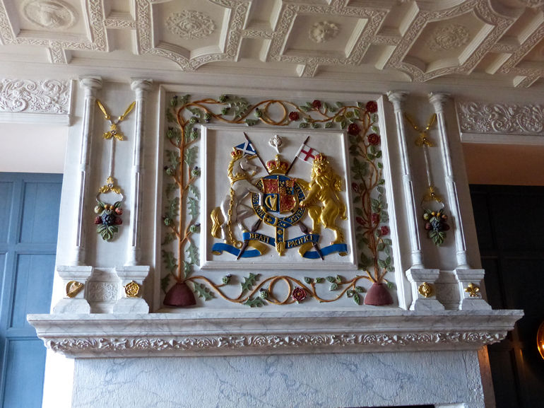 Edinburgh Castle room - Edinburgh