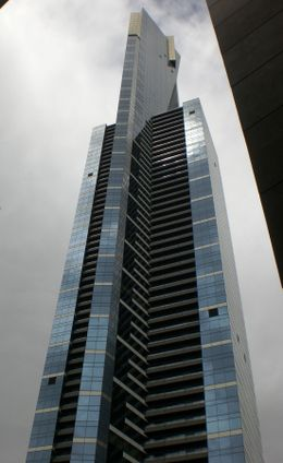 Photo of Melbourne Melbourne City Sights Morning Tour with Optional Yarra Cruise Eureka Building