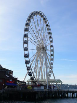 Photo of Seattle Seattle City Tour ferris wheel