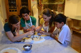 Photo of Florence Florence Cooking Class: Learn How to Make Gelato and Pizza Florence Pizza and Gelator Tour