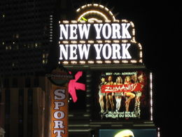 Photo of Las Vegas Zumanity™ by Cirque du Soleil® at New York New York Hotel and Casino IMG_6519_2