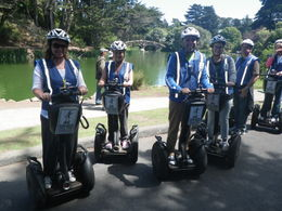 Photo of San Francisco Golden Gate Park Segway Tour IMGP2175