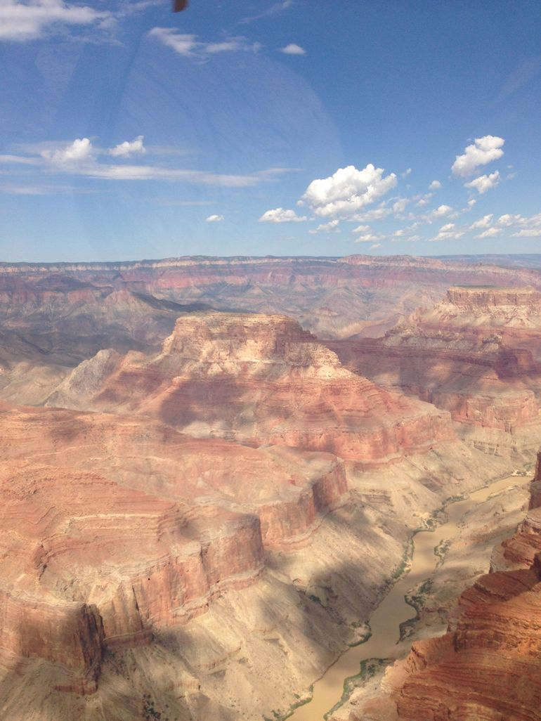45minute Helicopter Flight Over The Grand Canyon From Tusayan Arizona