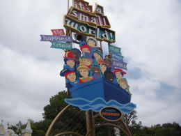 Photo of Los Angeles Disneyland or Disney's California Adventure with Transport from Los Angeles It's A Small World