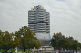 Photo taken from the bus while travel around Munich , ANNA N - October 2015