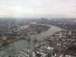 Photo of London The Shard London: The View from The Shard photo5.JPG
