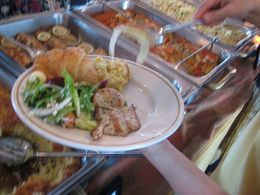 Photo of San Francisco San Francisco Champagne Brunch Cruise Plate of food