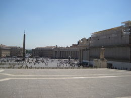 Photo of Rome Skip the Line: Vatican Museums Walking Tour including Sistine Chapel, Raphael's Rooms and St Peter's St. Peters Square