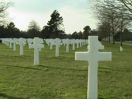Photo of Bayeux Normandy Beaches Half-Day Trip from Bayeux The Graves