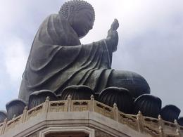 Photo of Hong Kong Lantau Island and Giant Buddha Day Trip from Hong Kong This enormous structure is the Giant Buddha