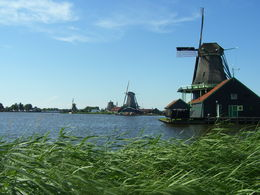 Photo of Amsterdam Zaanse Schans Windmills, Marken and Volendam Half-Day Trip from Amsterdam ZAANSE SCHANS