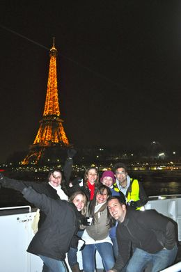 Photo of Paris Paris Night Bike Tour Bateau_1