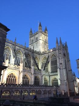 Photo of London Stonehenge, Windsor Castle and Bath Day Trip from London Bath Abbey