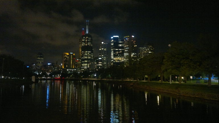 Best View in Town - Melbourne
