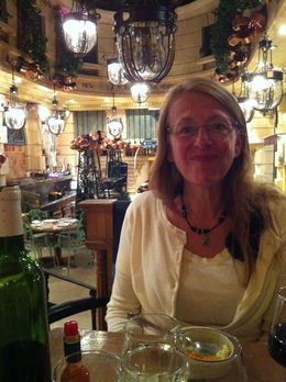 A great experience in food and atmosphere. All smiles! , Denise H - September 2013