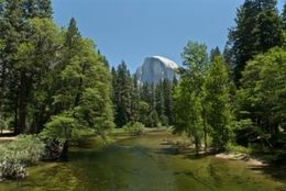 Photo of San Francisco Yosemite National Park and Giant Sequoias Trip Half Dome, Yosemite