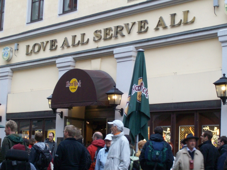 Hard Rock Cafe Munich - Munich