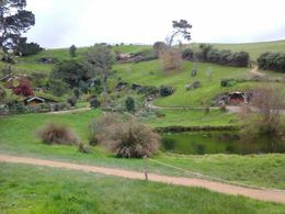 Photo of   Hobbiton village 3.jpg