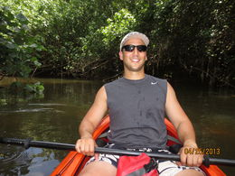 Photo of Kauai Wailua River Kayak and Hike Adventure Kayaking on Wailua River