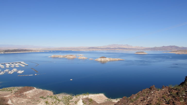 Lake Mead Overlook - Las Vegas
