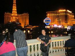 I just love the night lights in Las Vegas. , Annabelle G. C - June 2013
