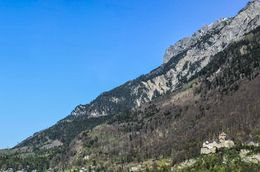 driving over to vaduz , Andrina O - June 2015