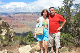 Photo of Grand Canyon National Park Grand Canyon Railway Adventure Package magnifique couleur